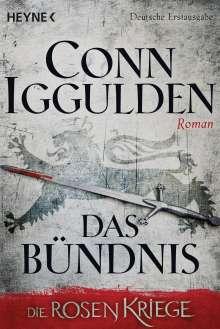 Conn Iggulden: Das Bündnis - Die Rosenkriege 02, Buch