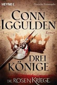 Conn Iggulden: Drei Könige - Die Rosenkriege 03, Buch