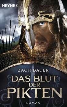 Bastian Zach: Das Blut der Pikten, Buch