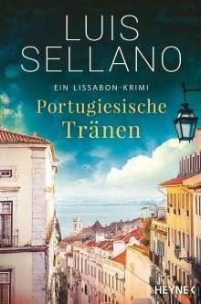 Luis Sellano: Portugiesische Tränen, Buch