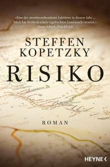 Steffen Kopetzky: Risiko, Buch
