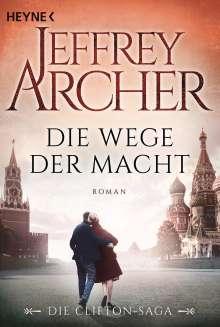 Jeffrey Archer: Die Wege der Macht, Buch