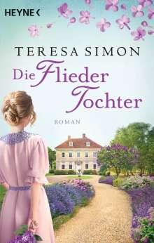 Teresa Simon: Die Fliedertochter, Buch