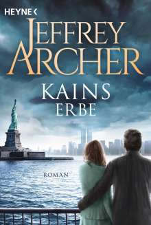 Jeffrey Archer: Kains Erbe, Buch
