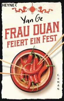 Yan Ge: Frau Duan feiert ein Fest, Buch