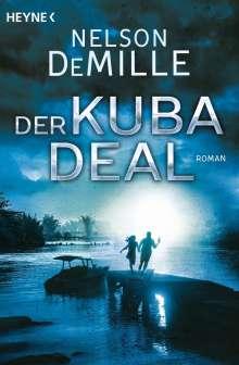 Nelson DeMille: Der Kuba Deal, Buch