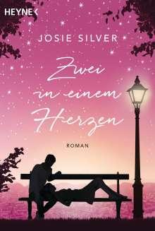 Josie Silver: Zwei in einem Herzen, Buch