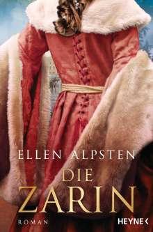 Ellen Alpsten: Die Zarin, Buch