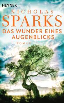 Nicholas Sparks: Das Wunder eines Augenblicks, Buch