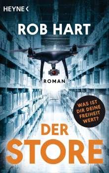 Rob Hart: Der Store, Buch