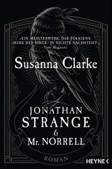 Susanna Clarke: Jonathan Strange & Mr. Norrell, Buch