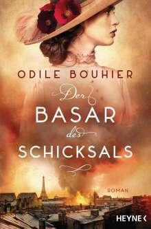 Odile Bouhier: Der Basar des Schicksals, Buch