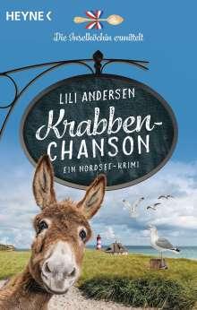 Lili Andersen: Krabbenchanson - Die Inselköchin ermittelt, Buch