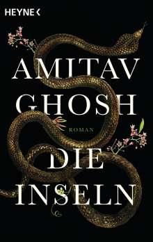 Amitav Ghosh: Die Inseln, Buch