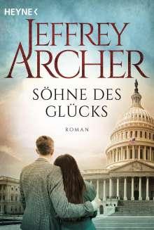 Jeffrey Archer: Söhne des Glücks, Buch