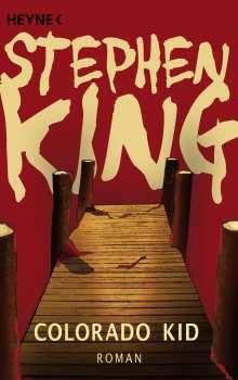 Stephen King: Colorado Kid, Buch