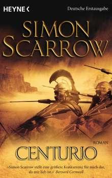 Simon Scarrow: Centurio, Buch