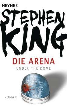 Stephen King: Die Arena, Buch