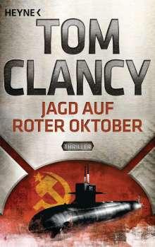 Tom Clancy: Jagd auf Roter Oktober, Buch