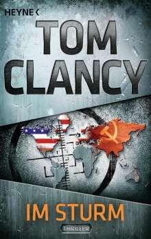 Tom Clancy: Im Sturm, Buch