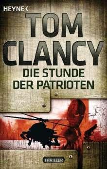 Tom Clancy: Die Stunde der Patrioten, Buch