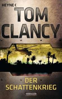 Tom Clancy: Der Schattenkrieg, Buch