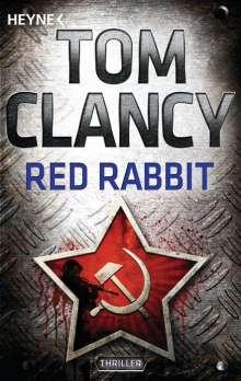 Tom Clancy: Red Rabbit, Buch