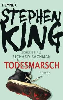 Richard Bachman: Todesmarsch, Buch