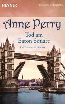 Anne Perry: Tod am Eaton Square, Buch