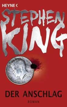 Stephen King: Der Anschlag, Buch