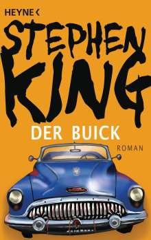 Stephen King: Der Buick, Buch