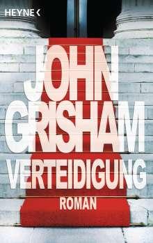 John Grisham: Verteidigung, Buch