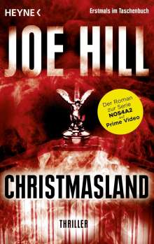 Joe Hill: Christmasland, Buch