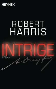 Robert Harris: Intrige, Buch