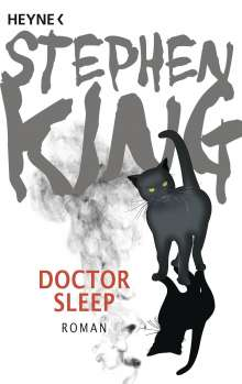 Stephen King: Doctor Sleep, Buch