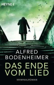 Alfred Bodenheimer: Das Ende vom Lied, Buch