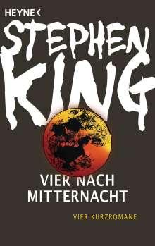 Stephen King: Vier nach Mitternacht, Buch