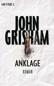John Grisham: Anklage, Buch