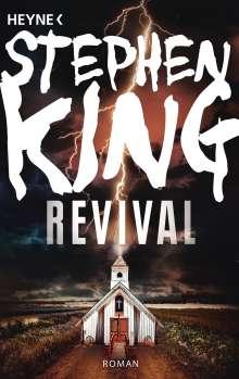 Stephen King: Revival, Buch