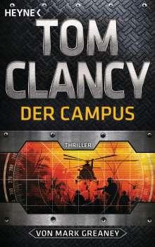 Tom Clancy: Der Campus, Buch