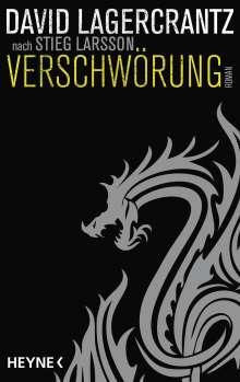 David Lagercrantz: Verschwörung, Buch