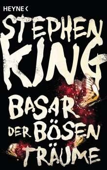 Stephen King: Basar der bösen Träume, Buch