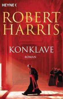 Robert Harris: Konklave, Buch