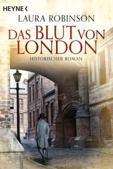 Laura Robinson: Das Blut von London, Buch