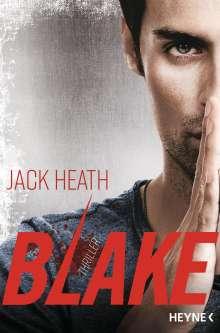 Jack Heath: Blake, Buch