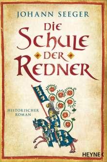 Johann Seeger: Die Schule der Redner, Buch