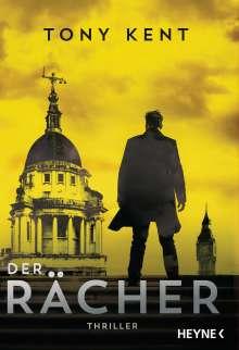 Tony Kent: Der Rächer, Buch