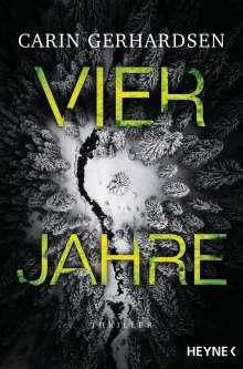 Carin Gerhardsen: Vier Jahre, Buch
