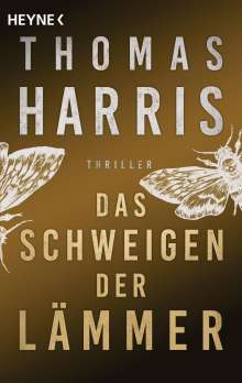 Thomas Harris: Das Schweigen der Lämmer, Buch