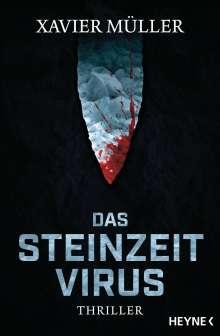 Xavier Müller: Das Steinzeit-Virus, Buch